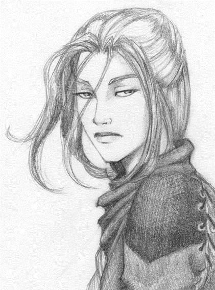 Warrior Girl By Hepzebar