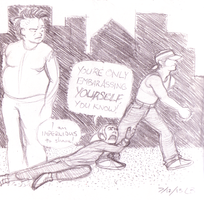 Impervious To Shame
