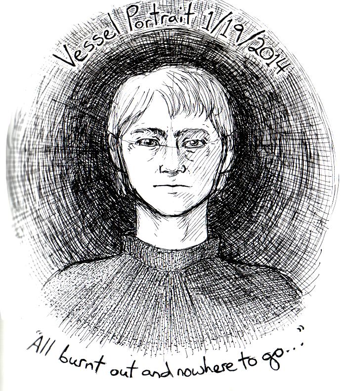 Vessel Portrait by LB-Lee