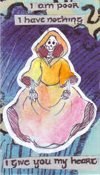 Hallucination Collage Card by LB-Lee
