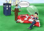 Doctor Who/ Wilbur Robinson Crossover