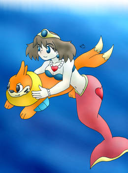 For the Pkmn Mermaids CONTEST