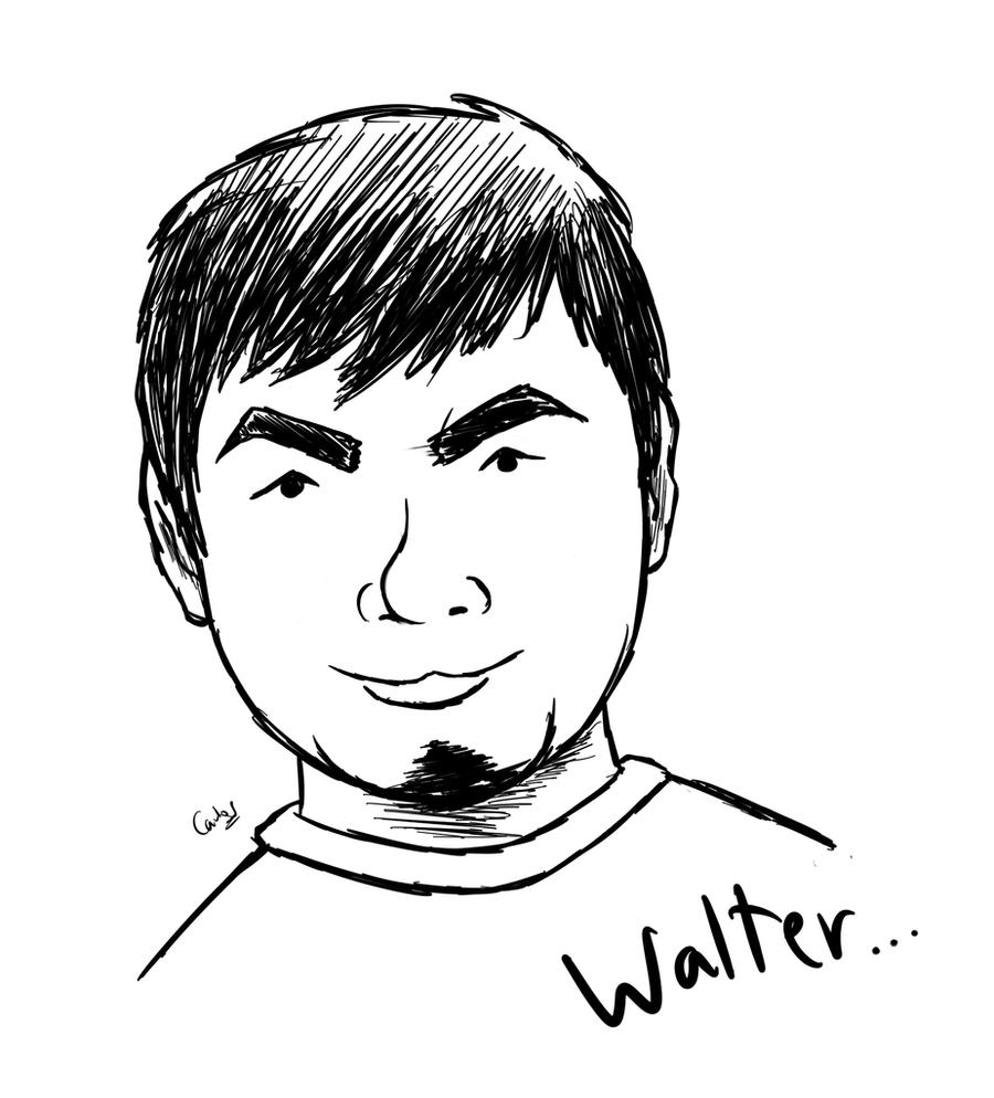 Walter A. by KrlosKmask
