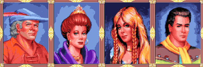 King's Quest: The Royal Family of Daventry