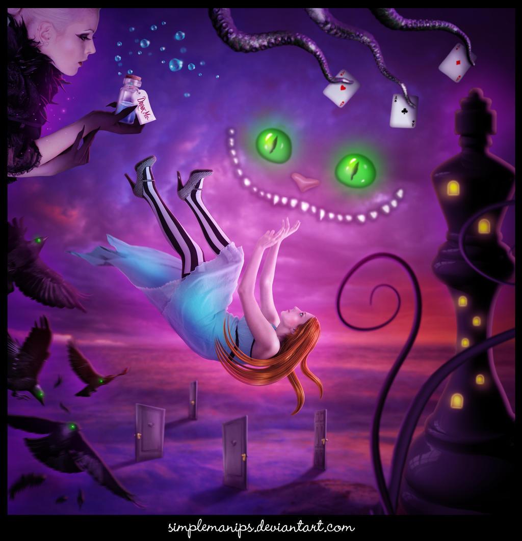 Философия в картинках - Страница 30 Don_t_follow_the_rabbit_by_1simplemanips1_d7zijxo-fullview.jpg?token=eyJ0eXAiOiJKV1QiLCJhbGciOiJIUzI1NiJ9.eyJzdWIiOiJ1cm46YXBwOjdlMGQxODg5ODIyNjQzNzNhNWYwZDQxNWVhMGQyNmUwIiwiaXNzIjoidXJuOmFwcDo3ZTBkMTg4OTgyMjY0MzczYTVmMGQ0MTVlYTBkMjZlMCIsIm9iaiI6W1t7ImhlaWdodCI6Ijw9MTA2MyIsInBhdGgiOiJcL2ZcLzgzYzg5OTgyLTNkNTEtNDIyZi1iZDMxLWM0YTg5MDlhYzMzZFwvZDd6aWp4by02YWYwNzQ2MS1lNGRkLTQ0ZmYtYmU2Zi1kMDllN2Y2ZmM5OTEuanBnIiwid2lkdGgiOiI8PTEwMjQifV1dLCJhdWQiOlsidXJuOnNlcnZpY2U6aW1hZ2Uub3BlcmF0aW9ucyJdfQ