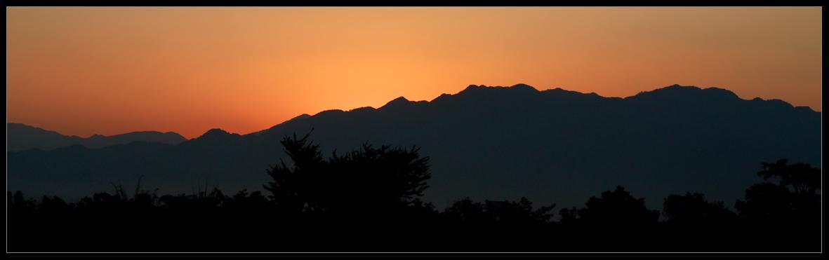 Vallarta sunrise by Zefhar