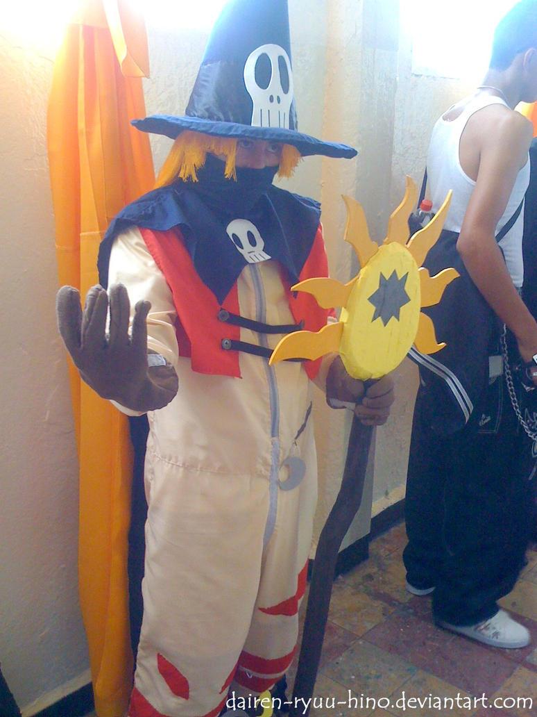 Wizardmon Cosplay by Dairen-Ryuu-HinoWizardmon Cosplay