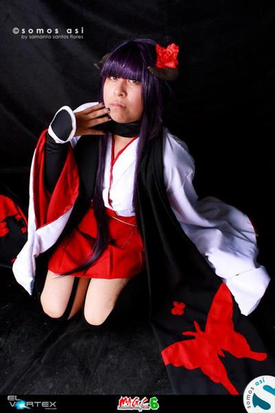 Ririchiyo Cosplay by Dairen-Ryuu-Hino