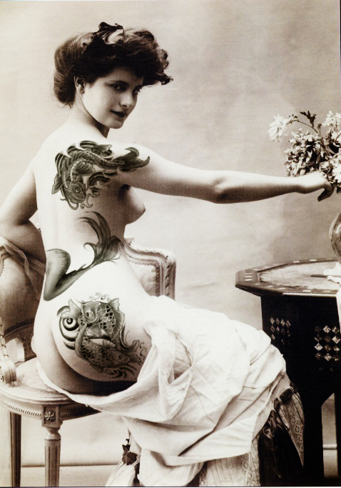 Tattooed Vintage