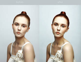 Before + After: Anya
