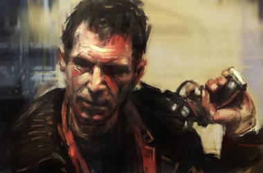 Blade Runner by bennyzien