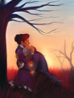 Dawn by kettarisha