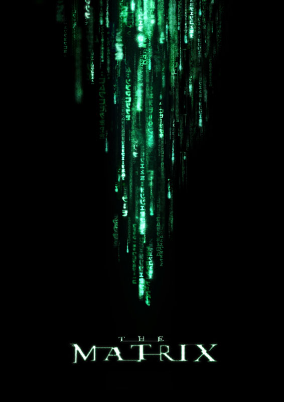 The Matrix Movie Poster by TheMadmind