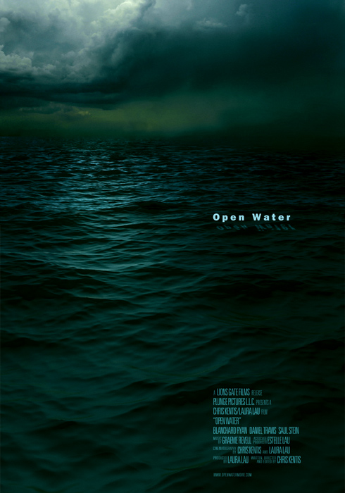 Open Water Movie Poster by TheMadmind