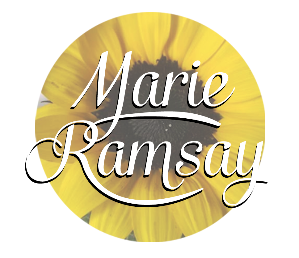 Marie Ramsay Logo by pixiepot