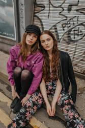 Veronique and Ellena