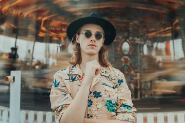 Jack, in Brighton