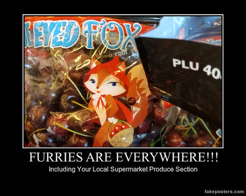 Furries Are Everywhere!!!!