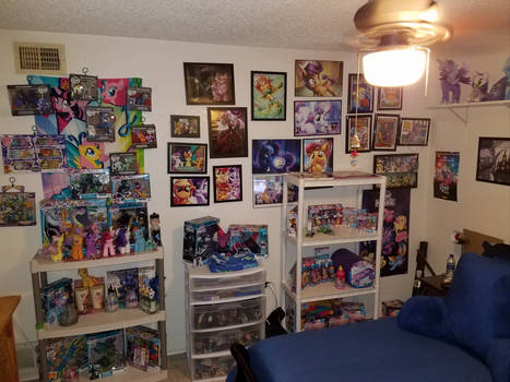 Wall Of Ponies!!!
