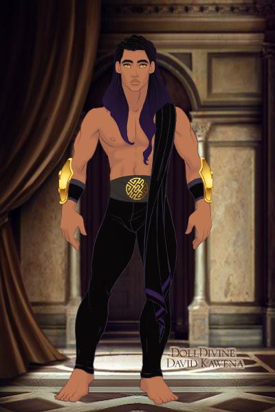 Disney Anubis by TheMaiaNightmareMoon