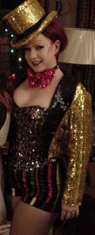 Columbia from Rocky Horror