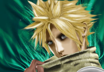 Cloud Strife by ZenithAstra
