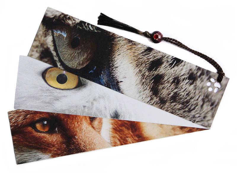 Bookmarks now avaliable by Alannah-Hawker