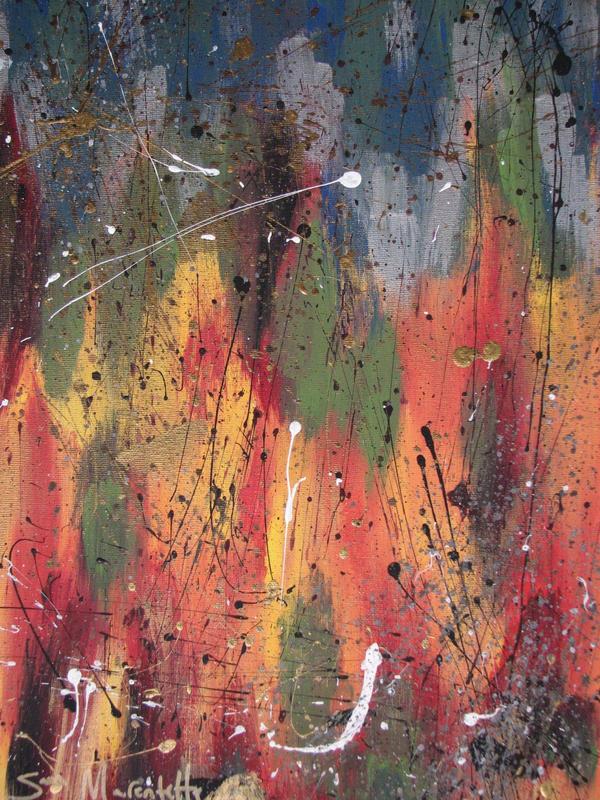 Autumn Rising by saminimany