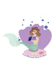 Even Mermaids Need To Read by appyreads