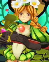 Odin Sphere - Mercedes x Frog by nekonyaanyaa