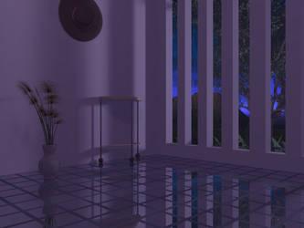 Blue Room by FearaJinx