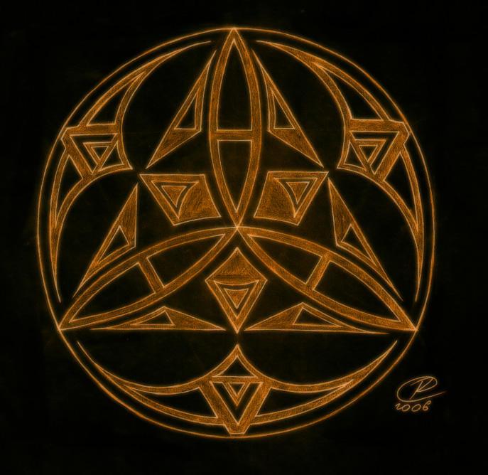Triplex Symbol By Rexking On Deviantart