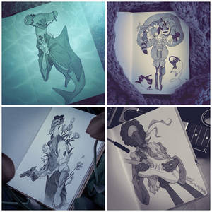 Sketch-O-Grams Part Two