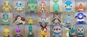 Shiny Legendary Pokemon for Trade - CLOSED by