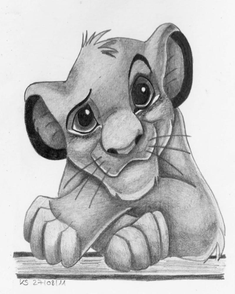 The Lion King by KerstinSchroeder on DeviantArt