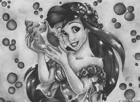 Ariel by KerstinSchroeder