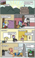 Post-Fallout Equestria : Episode1 Page1 by king-koder