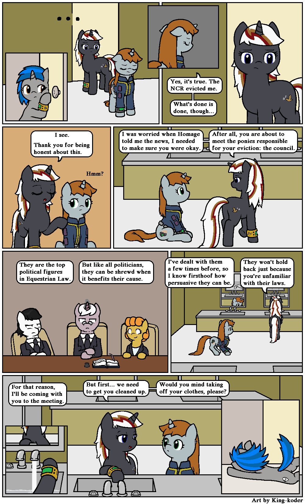 Post-Fallout Equestria : Episode2 Page4
