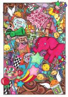 Oh Fudge by Genki-Chu-Hi