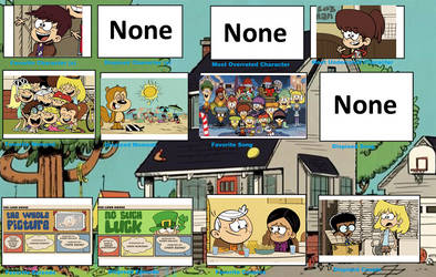 The Loud House Controversy Meme