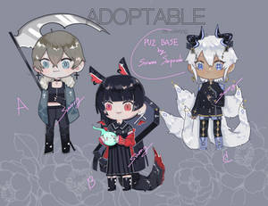 [OPEN] Adoptable by SUWONG