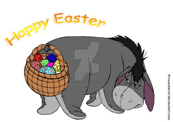 Happy Easter 2017 by runestarvel
