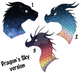 [OPEN] Dragon's Sky version adopt