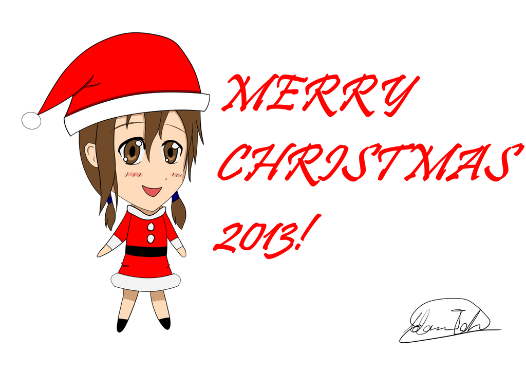Sora's Christmas 2013 by Ajtnz