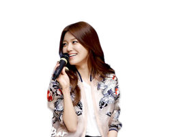 Sooyoung Render by Know-chan