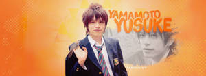 Yamamoto Yusuke cover face