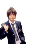 Yamamoto Yusuke render