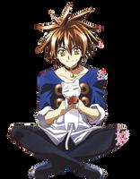 Train Heartnet render by Know-chan