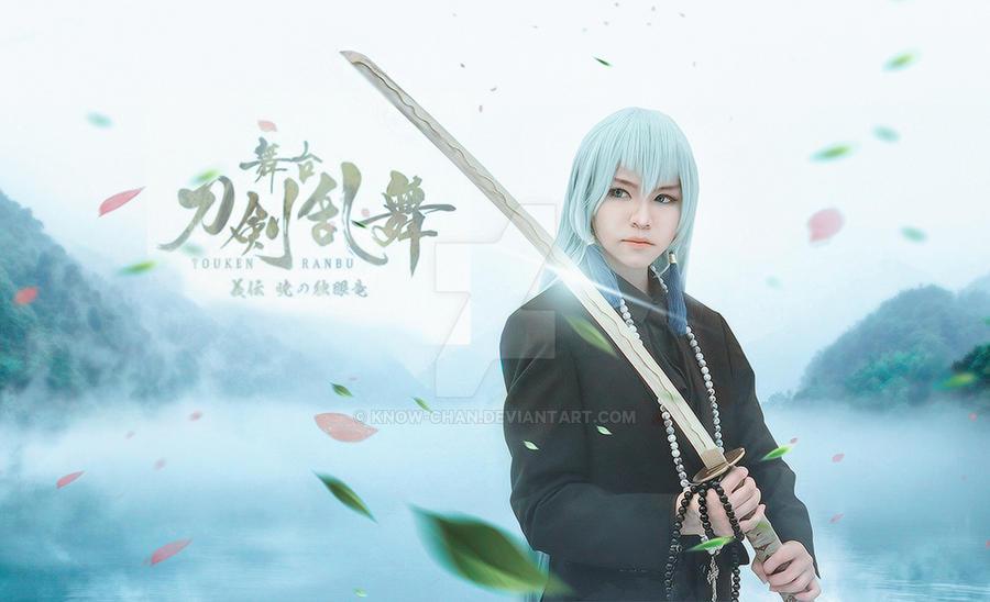 Kousetsu Samonji cosplay by Know-chan