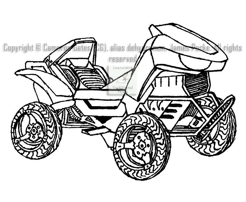halo mongoose coloring pages - photo#4